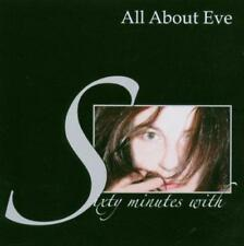 ALL ABOUT EVE ‎– SIXTY MINUTES WITH (NEW/SEALED) CD