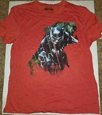 NWT Marvel Comics Black Panther Claws Slashing T-shirt mens Size L T'CHALLA