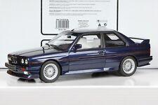 BMW 3er e30 m3 coupe rouge 1982-1994 NR 695 1//18 Otto mobile modèle voiture avec ou