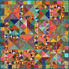 "NEW - ULUWATU - 55"" - Pre-cut Quilt Kit by Quilt-Addicts Lap size"