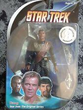 Rare Diamond Select Star Trek Klingon KANG Figure Toys R Us Exclusive Art Asylum