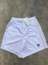 Vintage Deadstock NWT Adidas Track Running Shorts Made In USA Soccer NOS