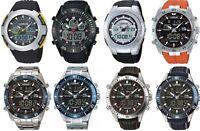 Lorus Dual Display Digital Chronograph Gents Watch Strap & Bracelet