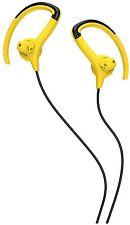 Skullcandy Sport PerformanceChops Hanger Bud Color Yellow/Black/Yellow NIP..A5