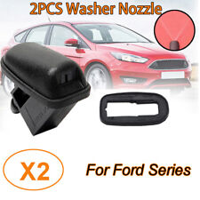 XUKEY Windshield Wiper Jet Washer Nozzles For Ford Focus 3 Mondeo 4 C-max Fiesta