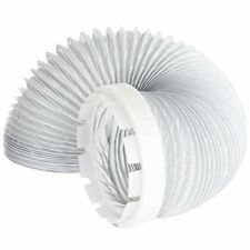 for HOTPOINT PROLINE CREDA ARISTON Tumble Dryer Vent Hose & Adaptor 4 metre hose