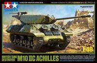 TAMIYA 32582 - 1/48 WWII BRITISH TANK DESTROYER M10 IIC ACHILLES - NEU