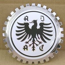 ADAC GERMAN AUTO CLUB CAR GRILLE BADGE MERCEDES BMW AUDI PORSCHE DKW OPEL