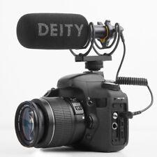 Deity V-mic D3 Hypercardioid Condenser Shotgun Microphone w/3.5mm For Smartphone