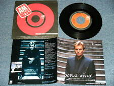 "STING Police Japan 1985 PROMO 7""45 RUSSIANS"