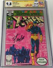 Marvel Uncanny X-men #138 Signed Stan Lee & Chris Claremont CGC 9.8 SS Red Label