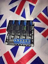 ⭐ ⭐ 5v 4 Channel OMRON SSR G3MB-202P Solid State Relay Module For Arduino UK ⭐