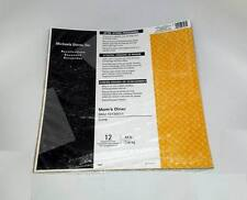 "Lot of 600 Sheets -Michael's Stores ""Mom's Diner"" Scrapbooking Paper"