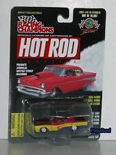 Racing Champions Limited Hot Rod 1963 Plymouth Savoy 63 Drag Issue #48 1:67 1