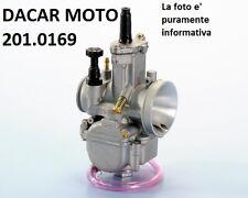 201.0169 CARBURADOR D.30 POLINI PIAGGIO CREMALLERA 50 AIRE mod.2000