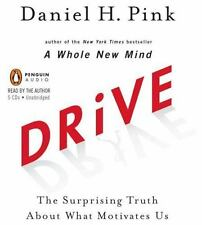 `Pink, Daniel H.`-Drive  CD NEW