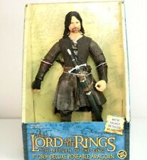 "Aragon 11"" Action Figure 2003 Lord Of The Rings Return of the King New in Box"
