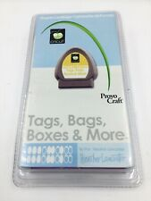 Cricut Cartridge Tags, Bags, Boxes & More Original Edition Expedited Shipping