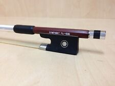 BRAND Symphony Full Size 4/4 Violin Bow Real Horse Hair Hexagon Stick.fl-035