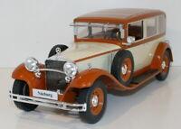 MCG 1/18 Scale Diecast 18034 - Mercedes Typ Nurburg 460/460 K - Brown / Cream
