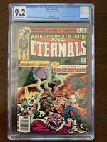 The Eternals #2 CGC 9.2 (Marvel 1976) 1st appearance of Ajak & the Celestials!