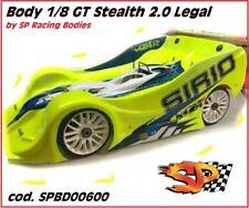 Carrozzeria by SP Racing Body 1/8 GT STEALTH 2.0 LEGAL for MZ4 Crono IFENIX