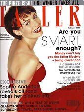 TATLER FEBRUARY 1999 CATHERINE McCORMACK