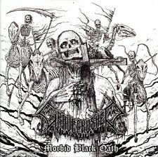 GRAVECRUSHER Morbid Black Oath MINI CD