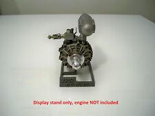 Vintage OS Graupner NSU Wankel Nitro Engine Custom Display Stand