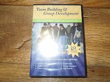 Team Building and Group Development : To Inspire Youth Groups by Walt Marcum...