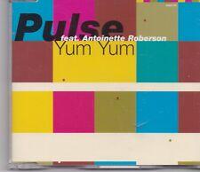Pulse-Yum Yum cd maxi single