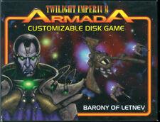 Twilight Imperium Armada CDG Barony of Letnev (like new!)
