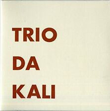 TRIO DA KALI Trio Da Kali (2015) 5-track CD EP NEW/SEALED
