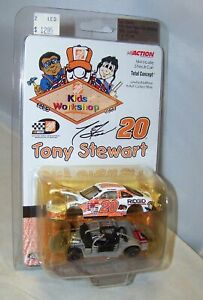 1:64 ACTION 2000 #20 HOME DEPOT KIDS WORKSHOP TONY STEWART TOTAL CONCEPT NIP