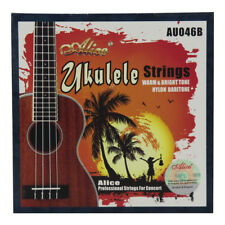 Alice Baritone Ukulele Strings E B Nylon G D Silver Plated Copper Wound Strings