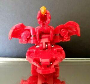 Bakugan Battle Brawlers Aranaut Red Pyrus Gundalian Invaders 750G