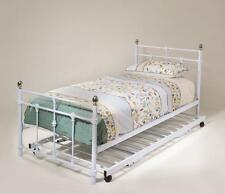 Brand New, MOLLY SINGLE Size Bed Frame with Single Trundle