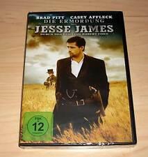 DVD Die Ermordung des Jesse James durch den Feigling Robert Ford - Brad Pitt Neu