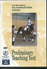 THE BHS OFFICIAL EXAMINATION SERIES PRELIMINARY TEACHING TEST DVD