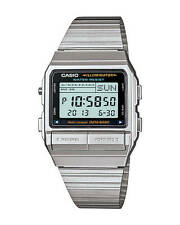 Casio Gents Multilingual Databank Calendar Alarm Analog Men's Watch DB-380-1DF