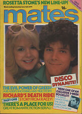 Mates Magazine 16 June 1979    Bob Marsdon   Rosetta Stone   Sarah Brightman