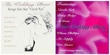 2 CD lot music/songs for wedding~Billy Ocean,Lionel Richie,Air Supply,Commodores