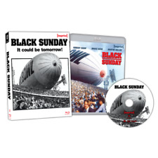 Black Sunday (1977) Imprint Limited  (BLU RAY) Region free  -sealed
