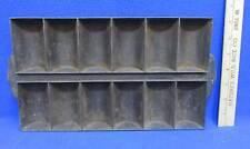 Cornbread Muffin Pan 12 Slot Cast Iron Baking Mold Corn Bread Compartments