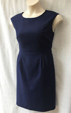 Target Size 18 Dress Navy Sleeveless Summer Corporate Work Dinner  FREE POSTAGE