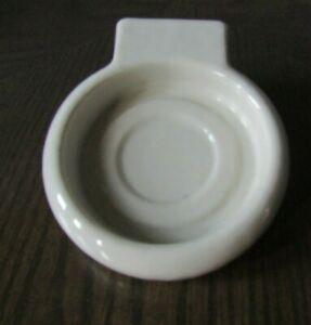 Antique White Porcelain Bathroom Wall Mount Cup Holder