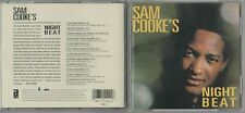 Sam Cooke - Night Beat (CD, Jun-1995, ABKCO Records)
