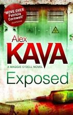 """NEW"" Exposed, Kava, Alex, Book"
