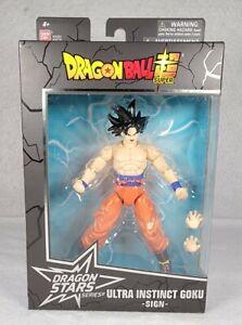 Bandai Dragon Ball Super Stars Series 15 Instinct Sign Goku Action Figure NIB