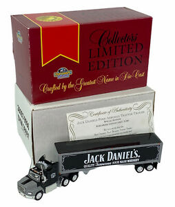 Matchbox Collectibles Jack Daniels Ford Aeromax Tractor Trailer Limited Edition